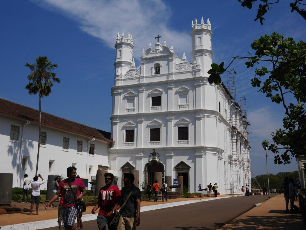Old Goa, Kolostor