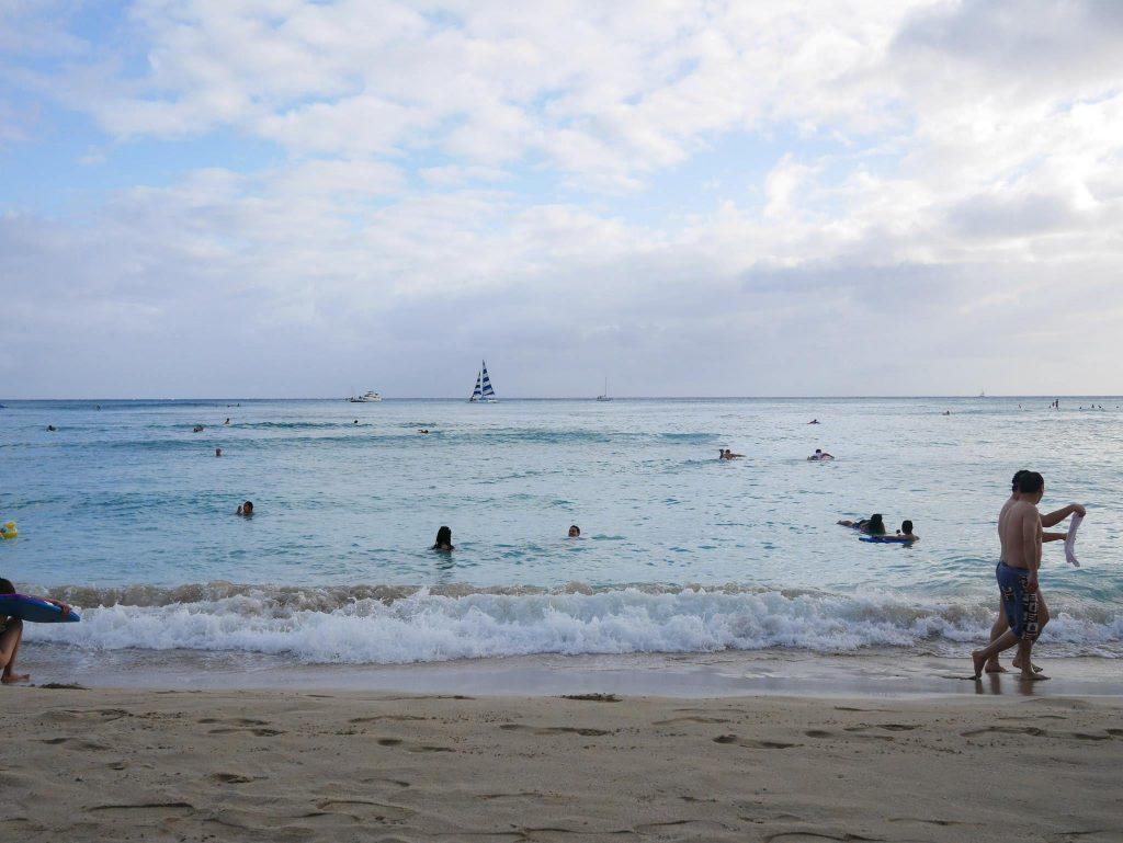 Waikiki beach este