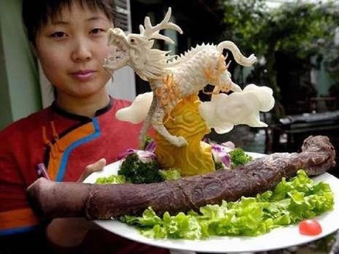 A 20 legbizarrabb étel a világ minden tájáról | Érdekes Világ