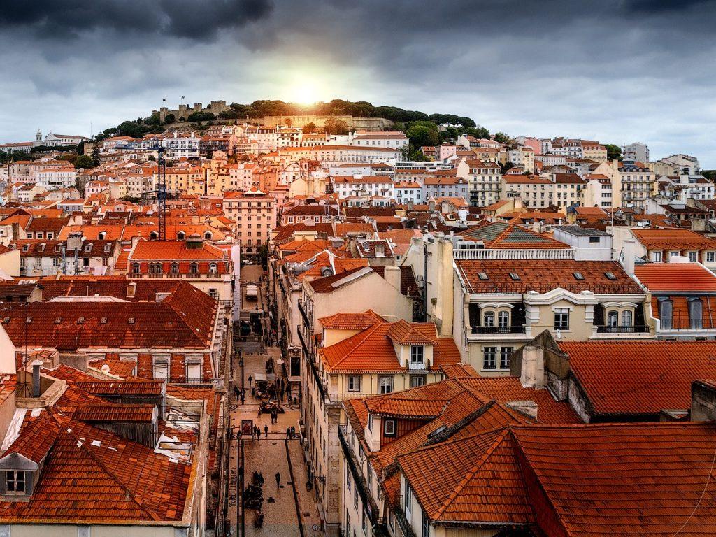 lisszabon látnivalók térkép Top 10 látnivaló Lisszabonban, térképpel!   Utazómajom lisszabon látnivalók térkép