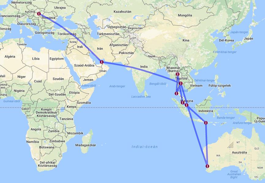 bali térkép Fedezd fel Ázsiát, kóstolj bele Ausztráliába remek áron!   Utazómajom bali térkép
