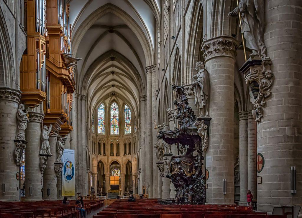 10 látnivaló Brüsszelben