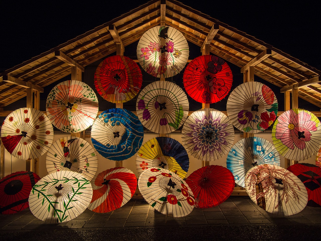 japanese-umbrellas