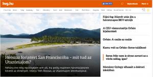 HVG Címlap - Hétszáz forintért San Franciscóba – mit tud az Utazómajom?