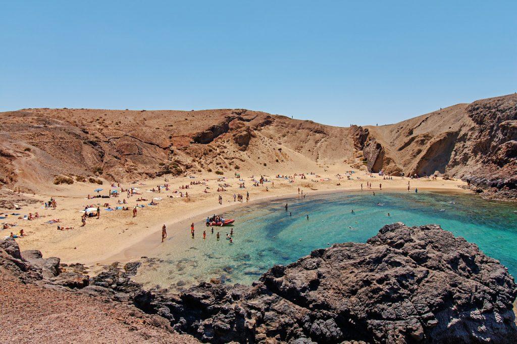 8 nap Lanzarote, Kanári-szigeteken, szállással és repjeggyel
