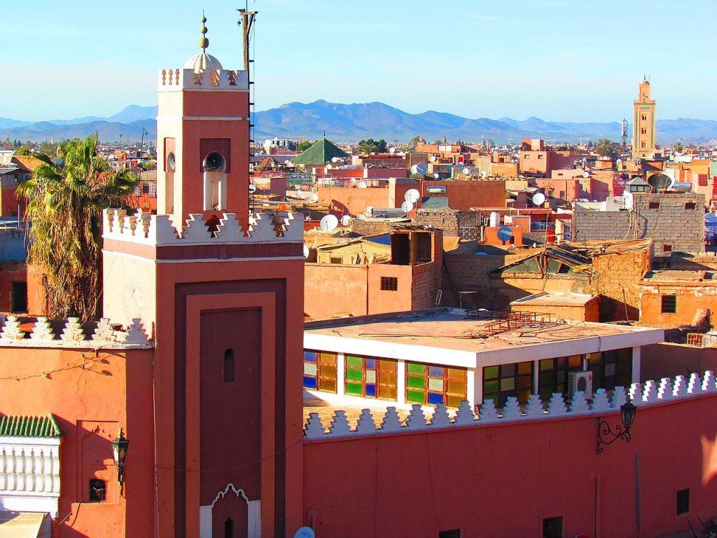 8 nap Marokkó autentikus 4 csillagos medencés szállással és repülővel 64.100 Ft-ért!