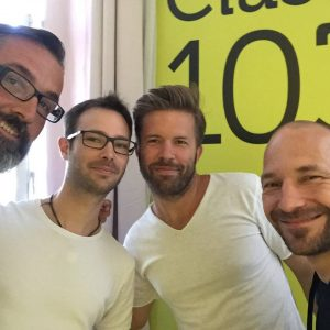 Morning Show - Class FM - Élő interjú (20 perc)