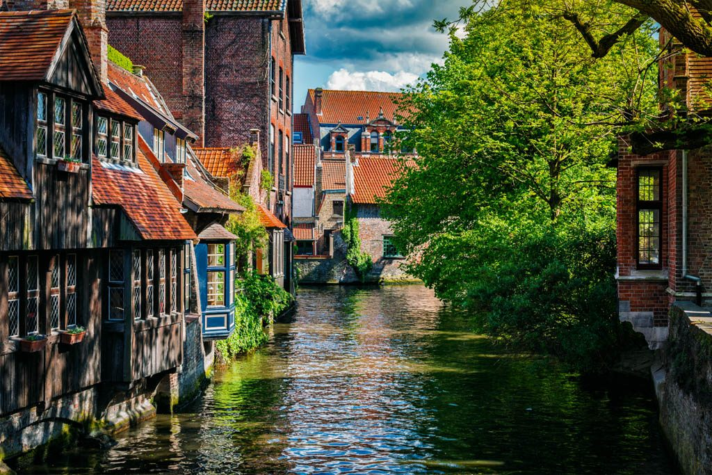 Ez egy tündérmese! 5 nap Brugge központi 3 csillagos szállással, repülővel 51.500 Ft-ért!