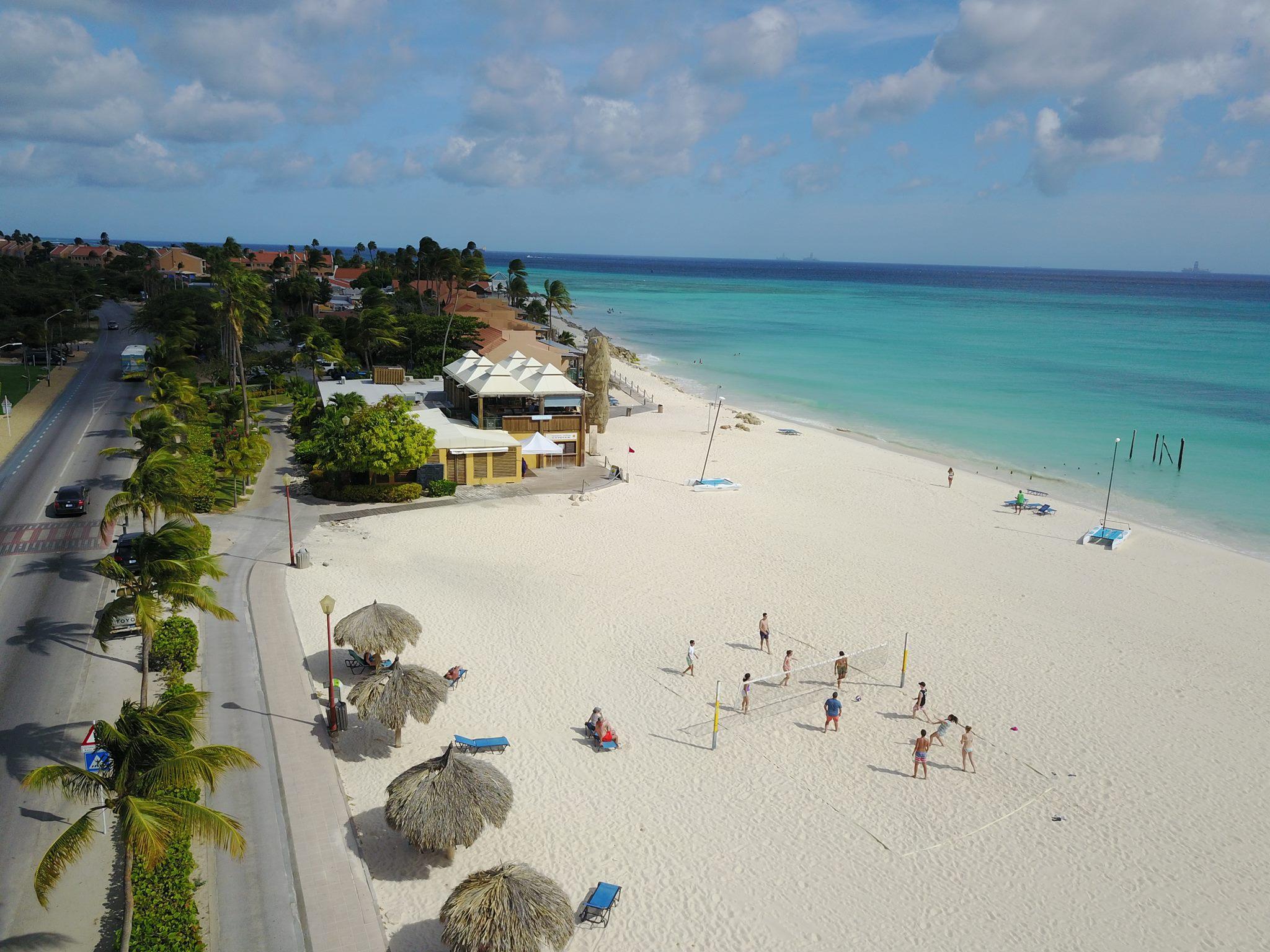 Tropical Island Beach Ambience Sound: Legszebb Fehér Homokos Tengerpart Ahol Jártam