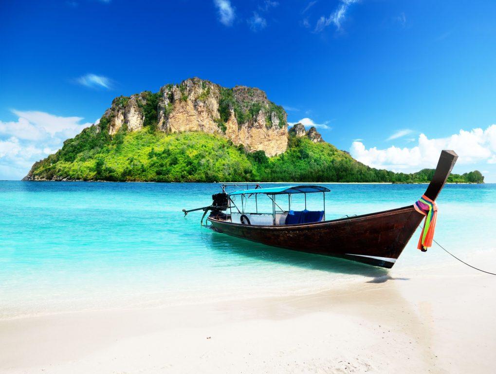12 nap Thaiföldön, Krabi, 4 csillagos medencés resort hotelben, repjeggyel: 255.250 Ft-ért!