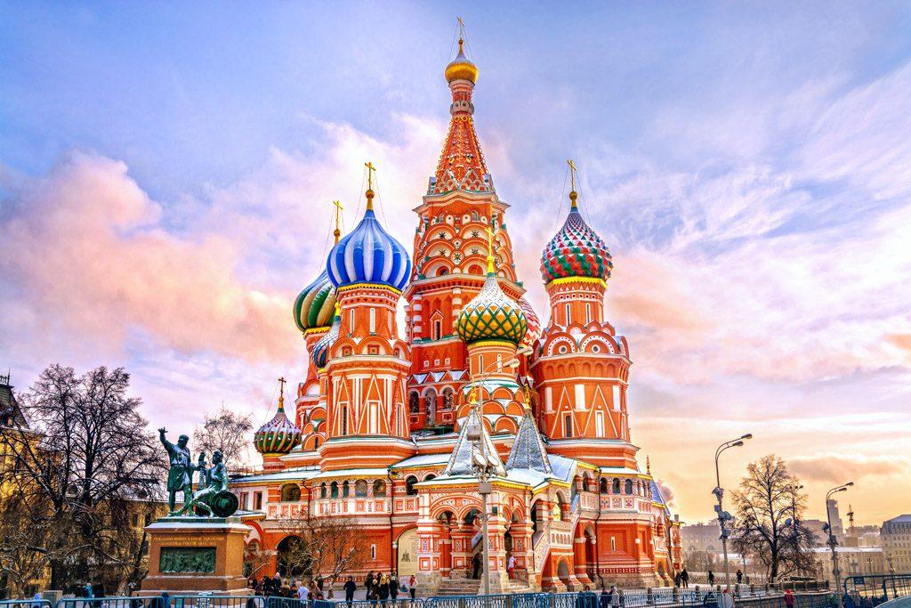 Tölts 5 napot a furcsa Oroszországban! Moszkva remek áron elérhető!