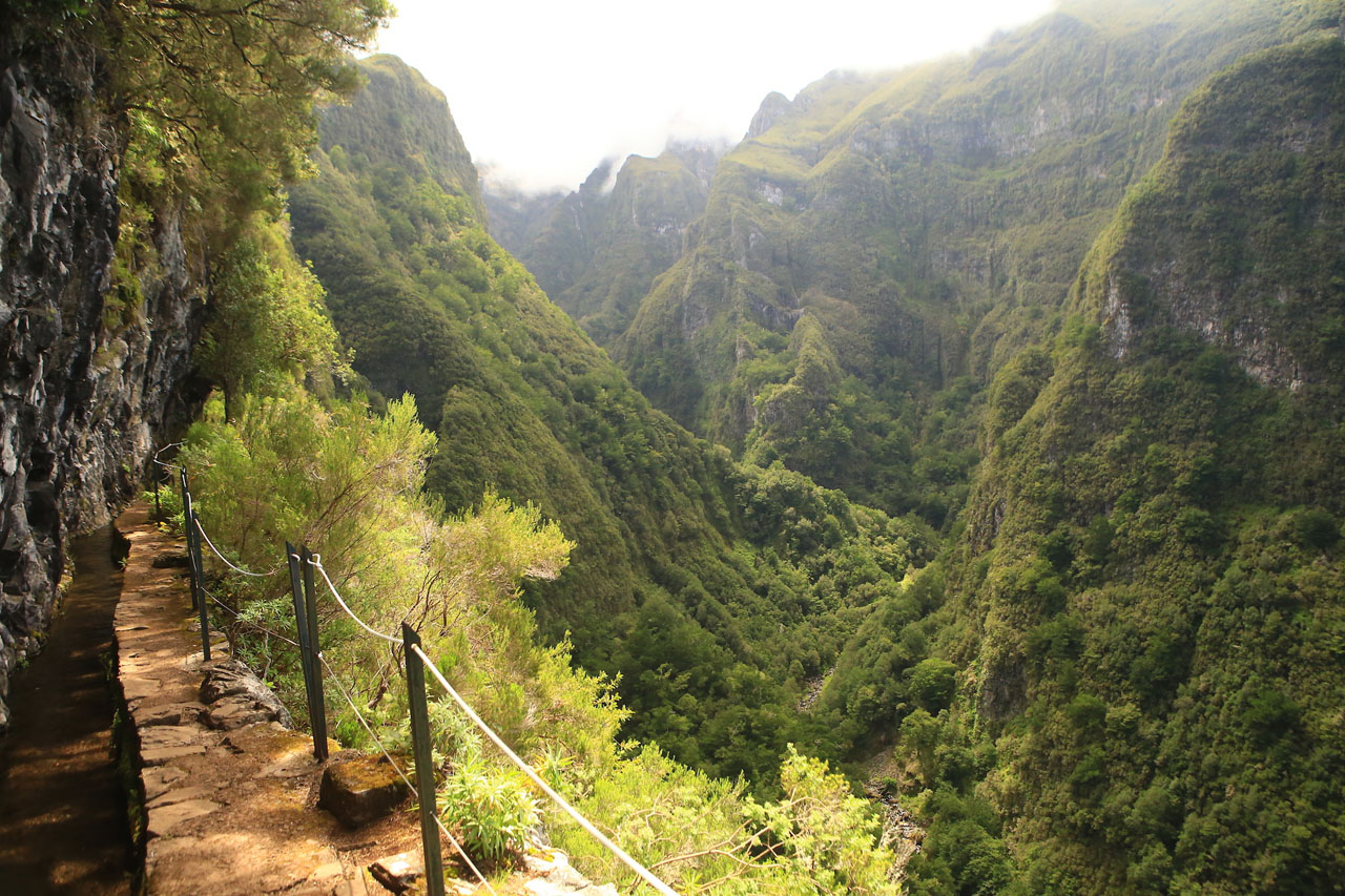 Madeirai levada túra Portugália #f11ace1a-0772-46e0-99b6-c4113b9185c1