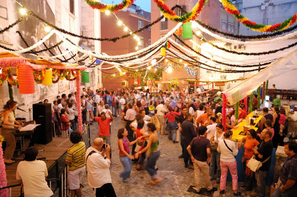portugália fesztiváljai