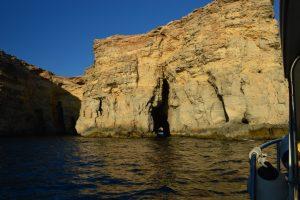 Málta Sea Caves