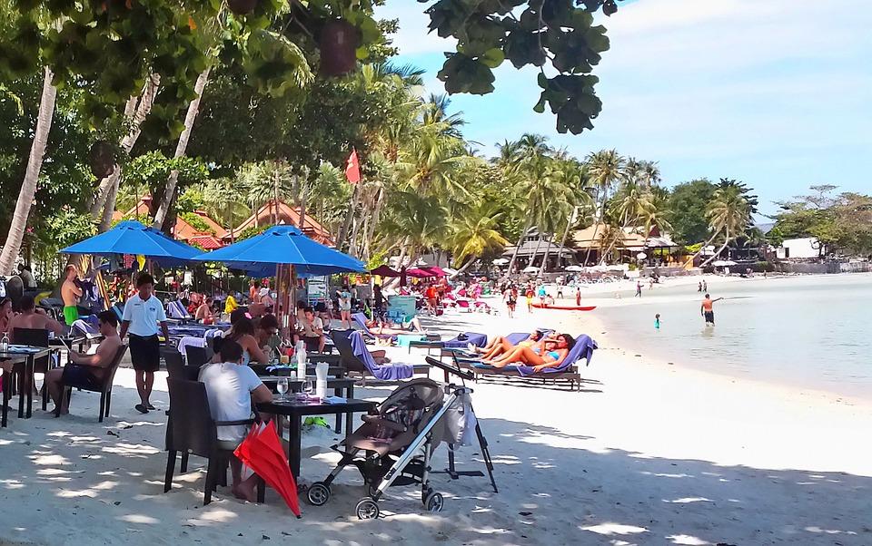 koh samui 10 sziget Thaiföldön