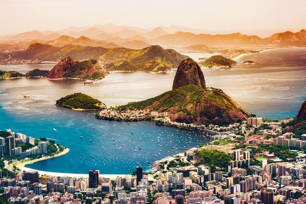 10 napos utazás Brazíliába, Rio de Janeiro-ba 198.700 Ft-ért!