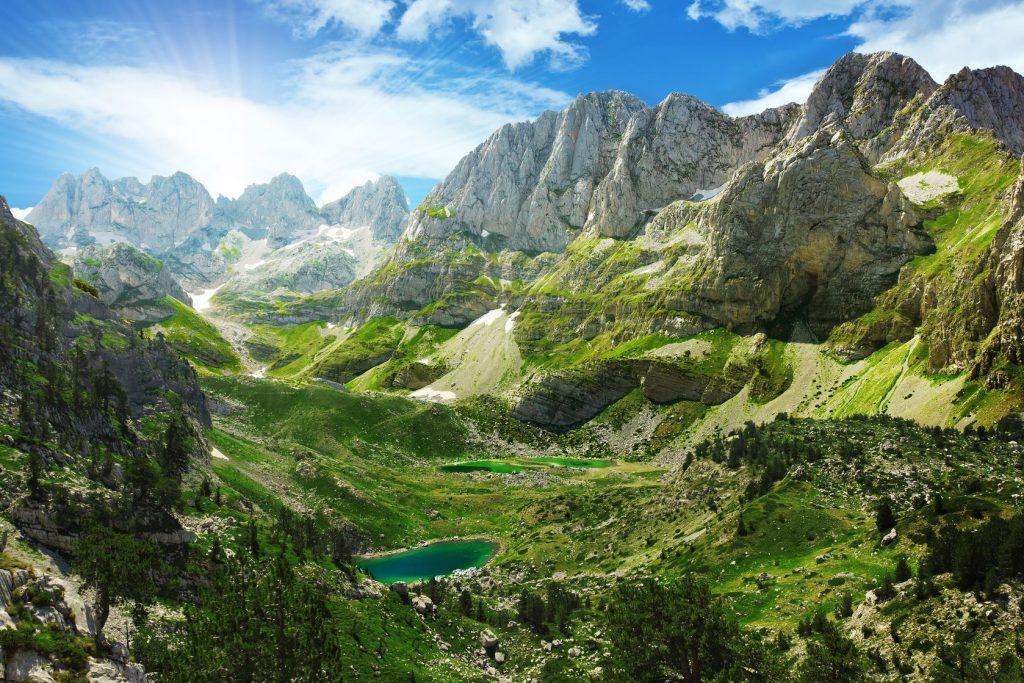 Albánia, ahol a tenger, az ég és a hegyek összeérnek