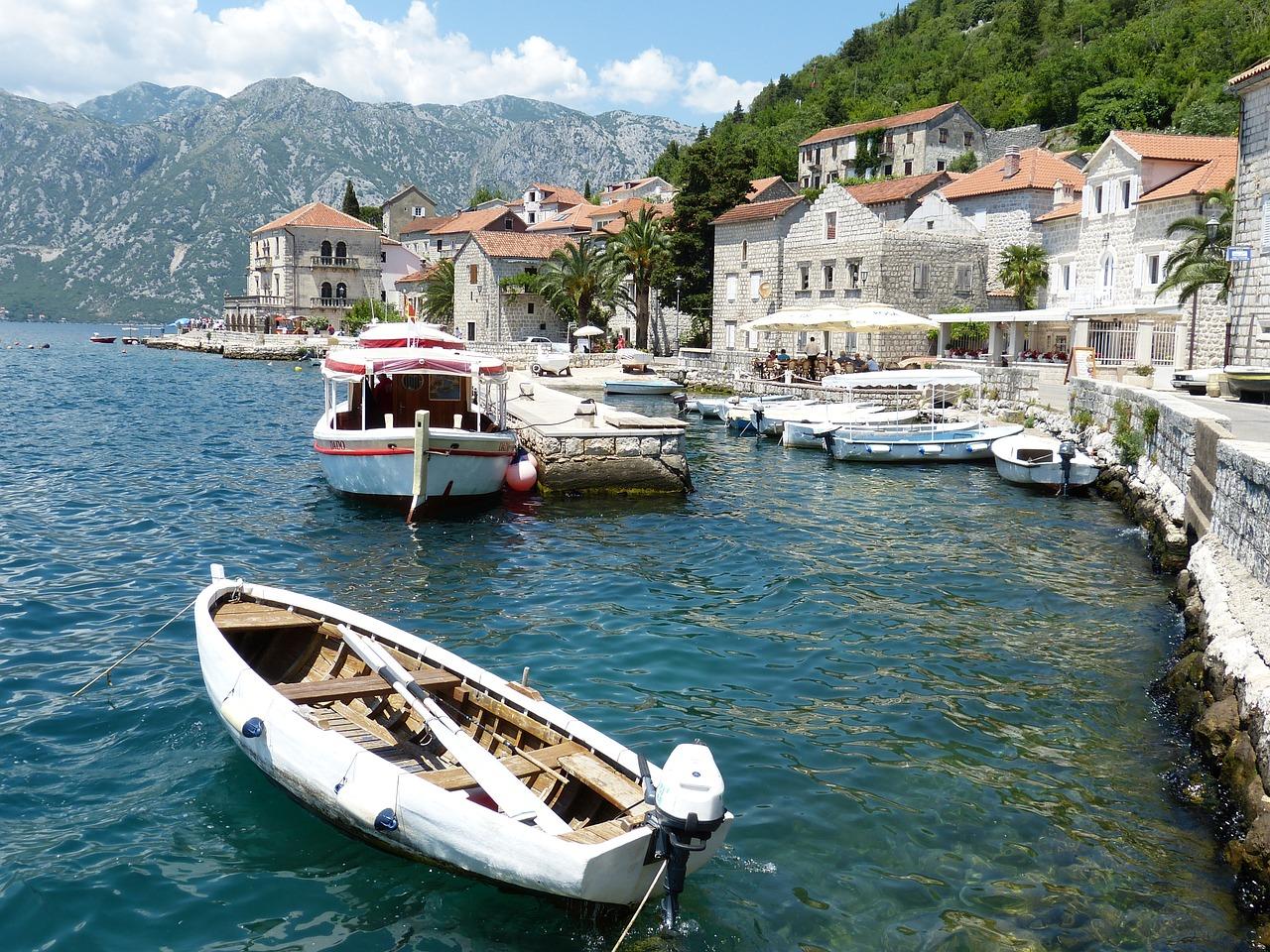 Ezek a legszebb tengerparti települések Montenegróban