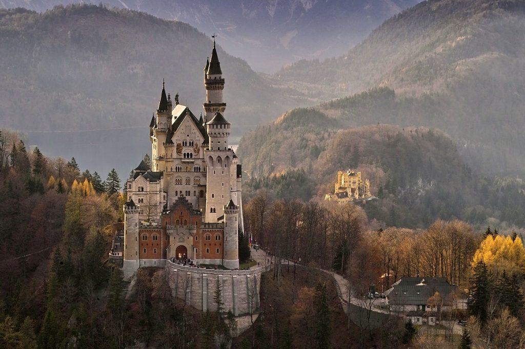 Megmutatjuk Európa legszebb várait és kastélyait!
