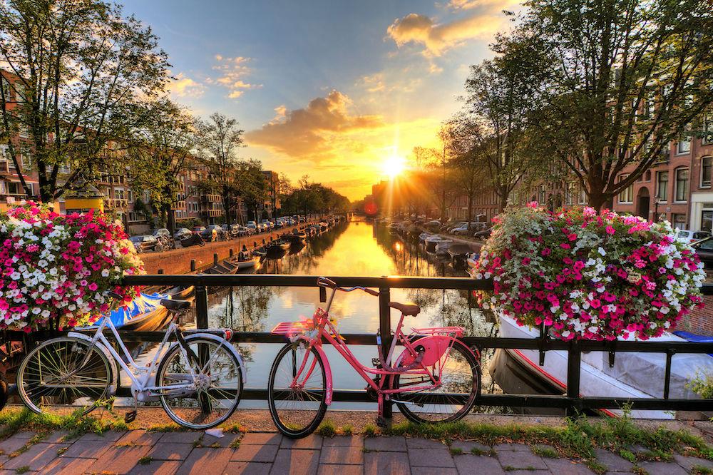 Laza Hollandia jöhet? Hosszú hétvége Amszterdamban 51.100 Ft-ért!