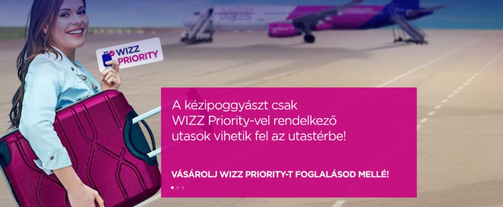 1afdef49e964 Fontos változás a Wizz Air kézipoggyászokkal kapcsolatban! - Utazómajom