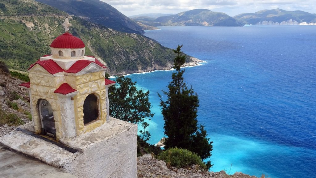 Görögország vár: Egy hetes nyaralás Kefalónián 59.700 Ft-ért szállással és repülővel!