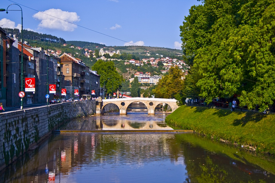 4 nap Szarajevó Budapestről szállással 18.000 Ft-ért!