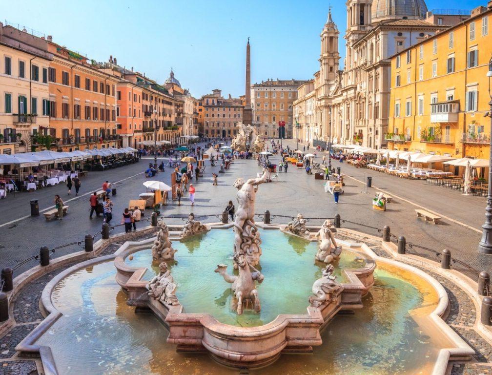 3 nap Róma elképesztő áron: 28.450 Ft-ért repülővel és szállással!