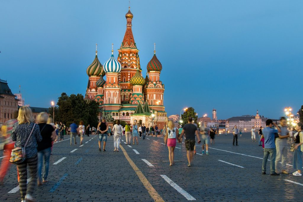 Orosz körutazás: 4 nap Moszkva + 4 nap Szentpétervár 60.700 Ft-ért!