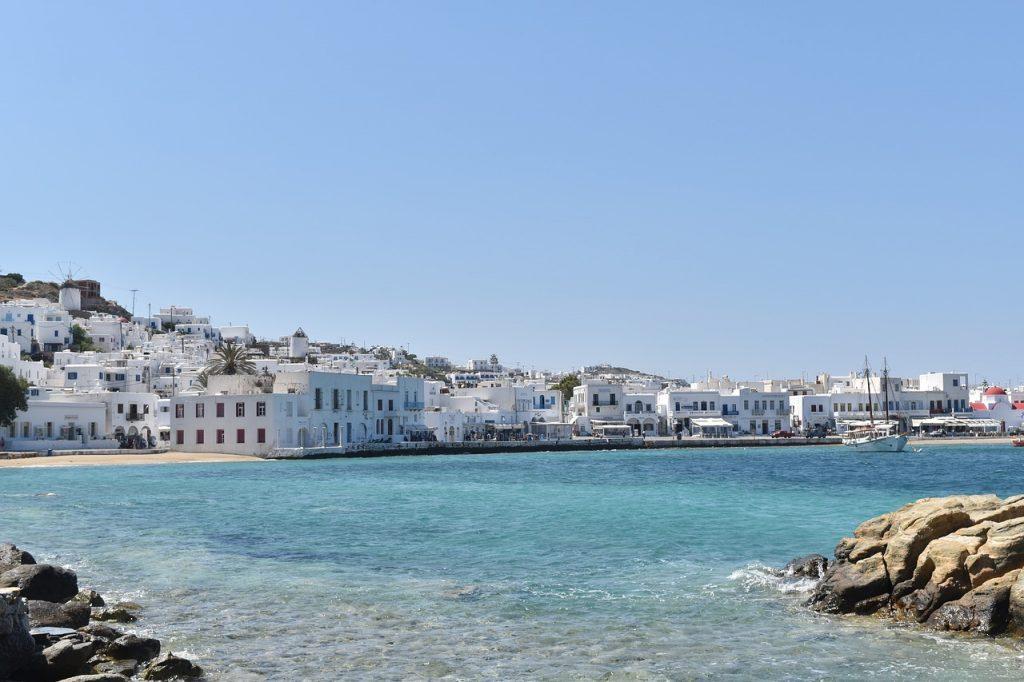 Görögországi utazás: 8 nap Mykonos repülővel és szállással 64.750 Ft-ért!