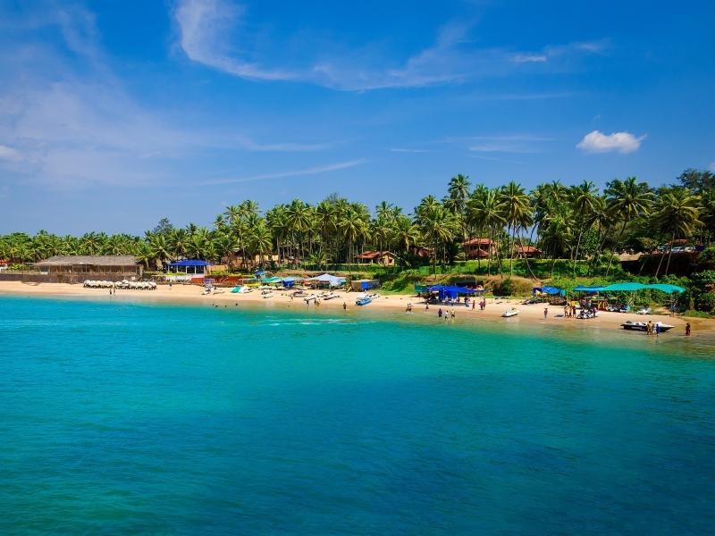 10 nap Goa, India, 4 csillagos hotellel, repjeggyel Budapestről 263.200 Ft-ért!