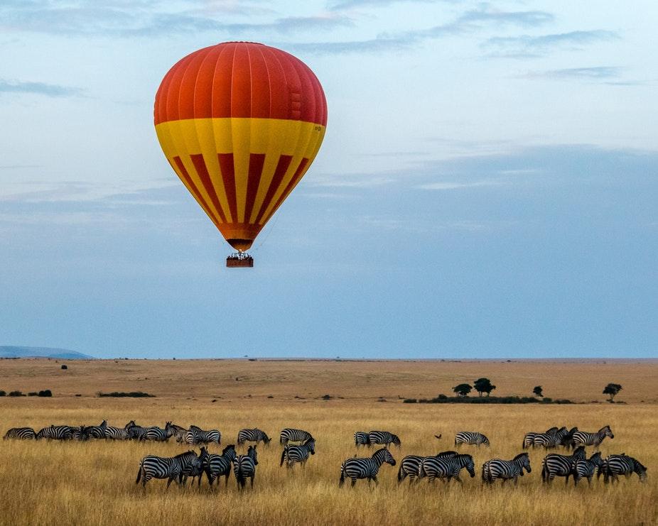 10 nap Nairobi, Kenya szállással és repülővel 199.000 Ft-ért!