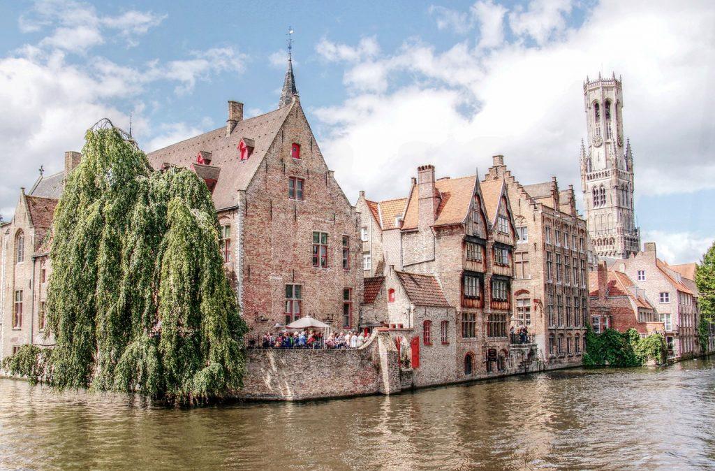 Meseváros: 4 napos kirándulás Brugge-ban 26.925 Ft-ért!