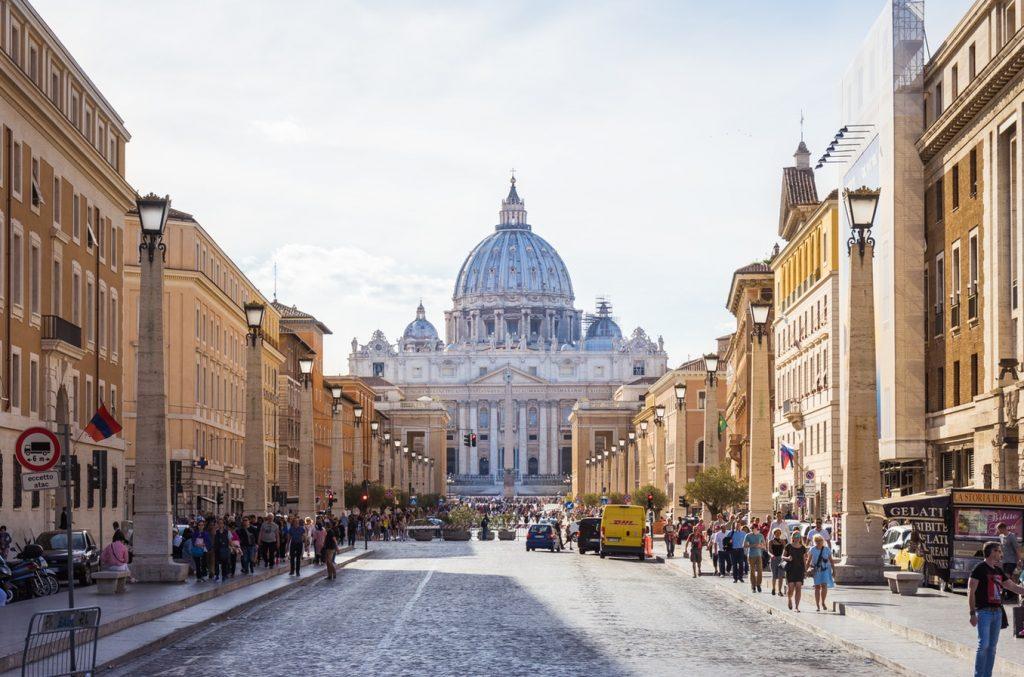 Siess: Retúr repülőjegy Rómába 6.748 Ft-ért!