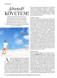 Az 50 legbefolyásosabb személy a magyar turizmusban - kiadvány