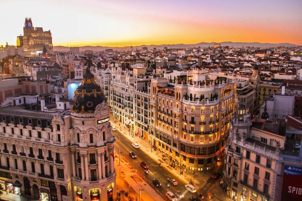 6 nap Madrid budapesti indulással nyáron, repülővel, szállással 56.900 Ft-ért!
