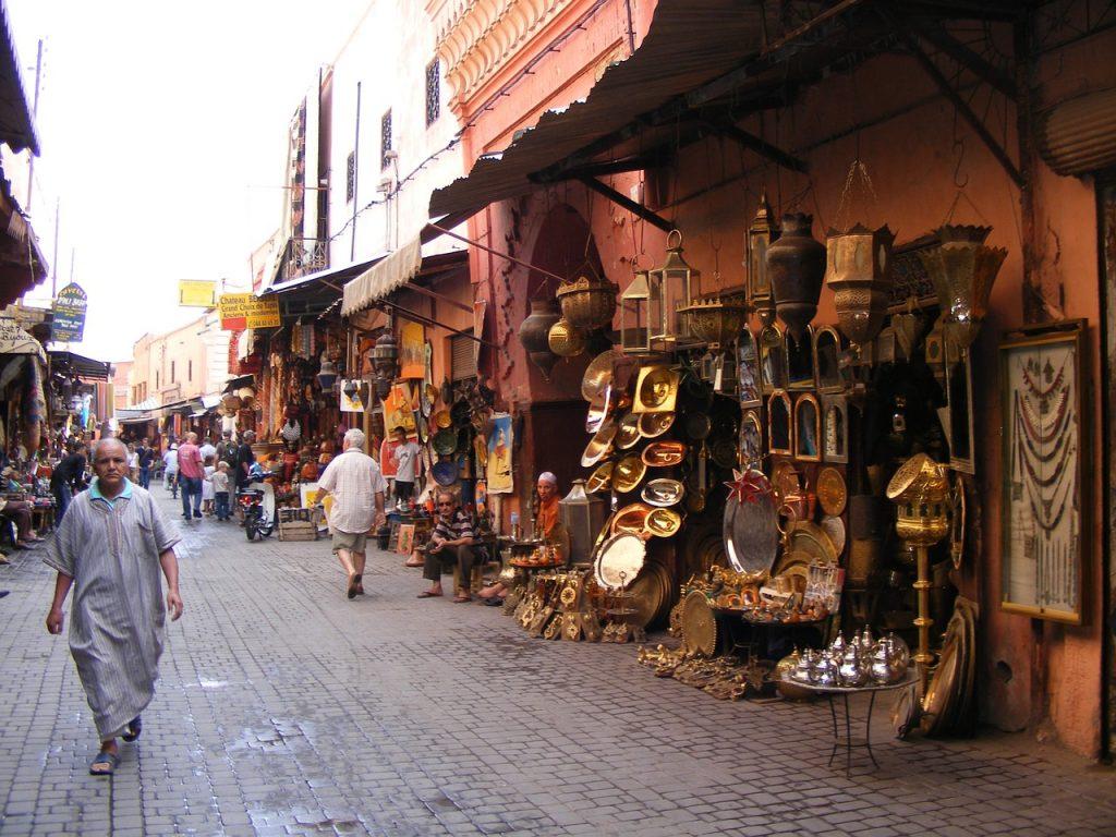 4 nap Marrakesh, Afrika, autentikus 4 csillagos szállással és reggelivel: 39.600 Ft-ért!