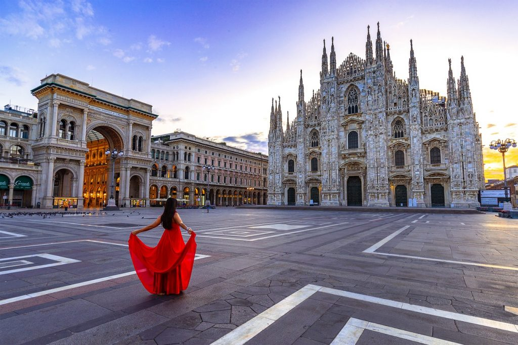Három TELJES nap Milánóban májusban, szállással és repjeggyel: 26.150 Ft-ért!