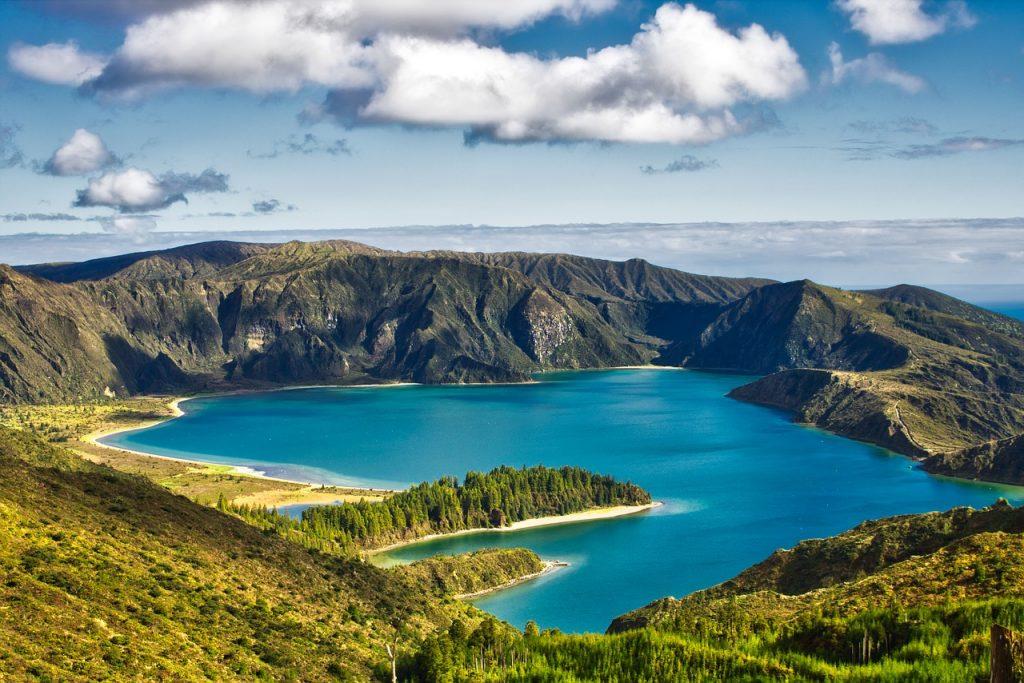 Egy hét Azori-szigetek szállással 50.500 Ft-ért!