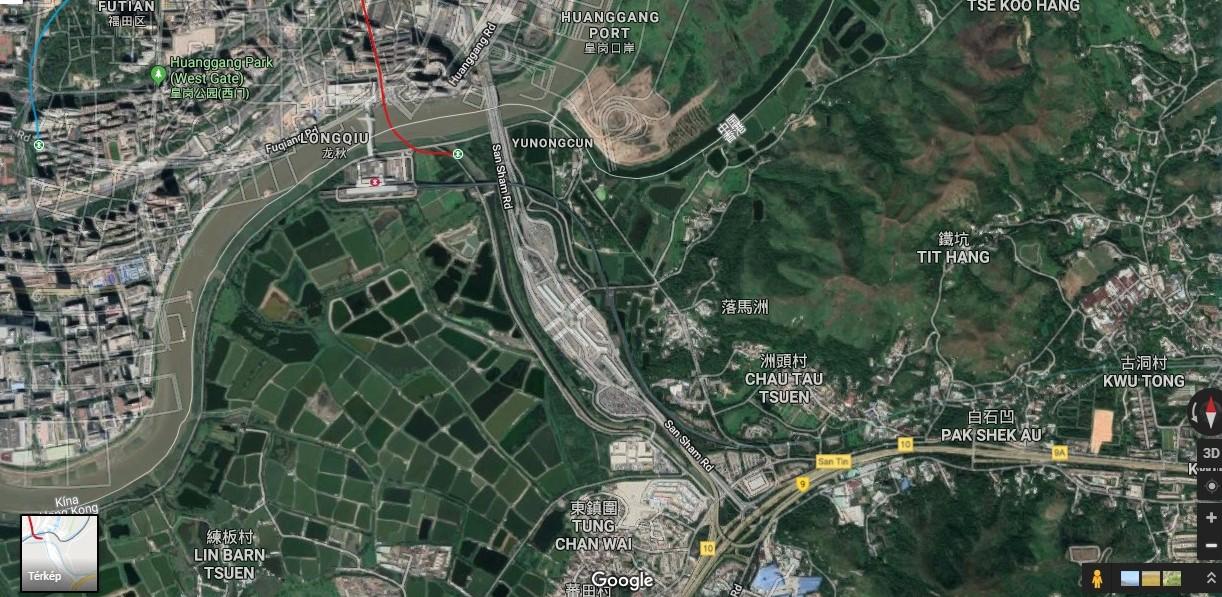 Miert Mutatnak Mast A Kinai Terkepek Mint A Google Maps Utazomajom