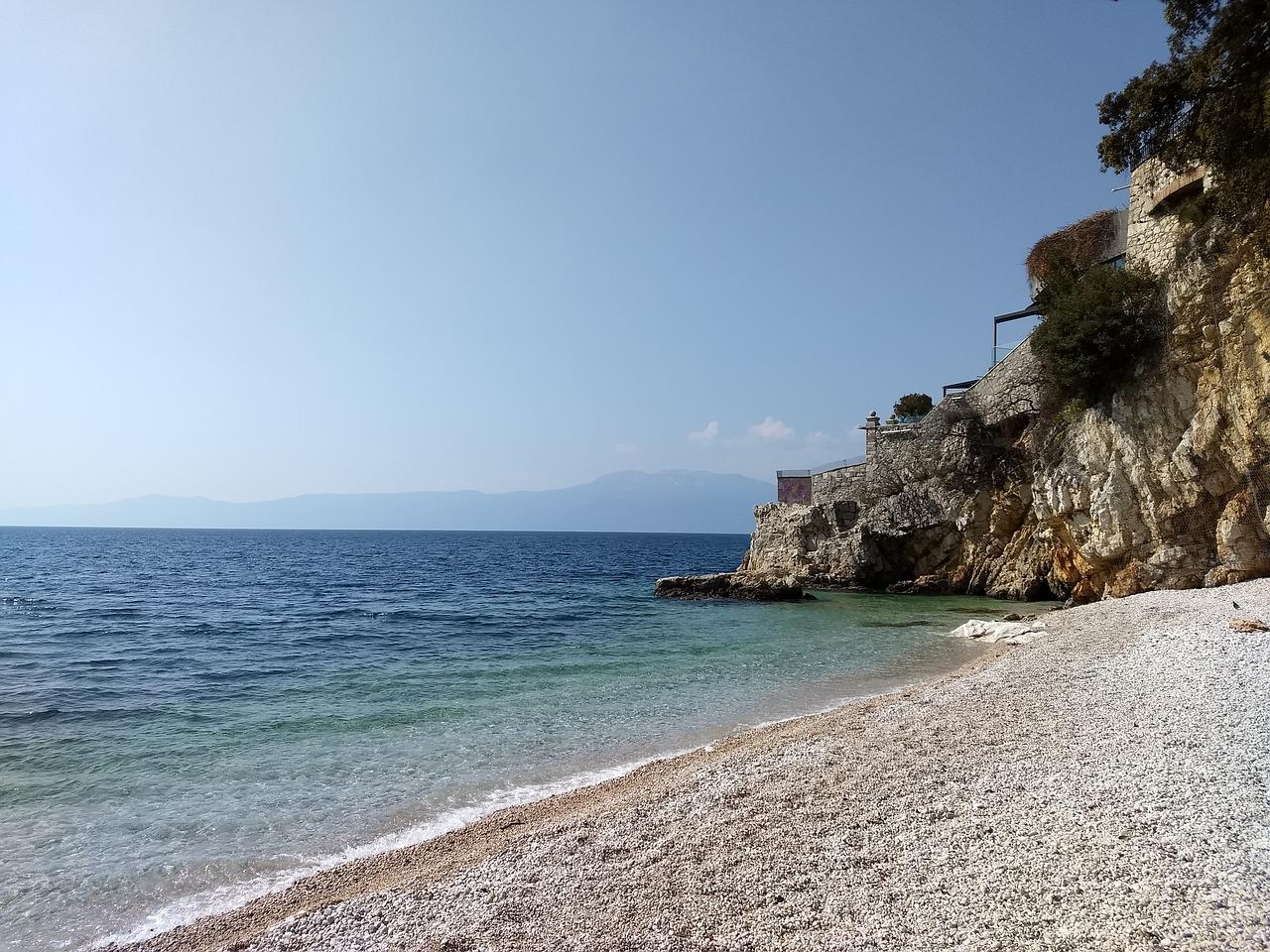 legközelebbi horvát tengerpartok