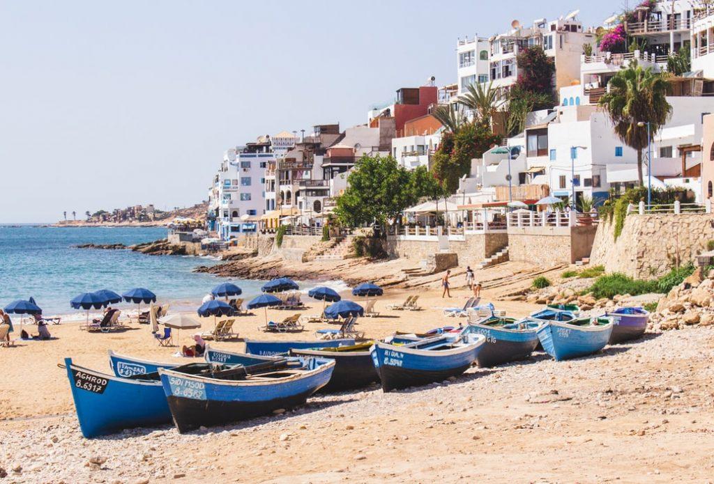 Egy hetes utazás Marokkóba, Agadirba 4 csillagos medencés hotellel, repülővel 39.150 Ft-ért!