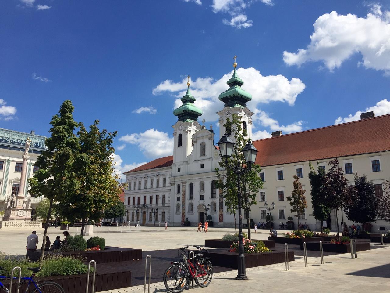 Győr-Moson-Sopron megye kincsei
