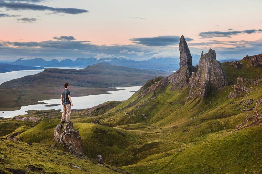 4 nap Skócia 3 csillagos hotellel, repülővel 33.915 Ft-ért!