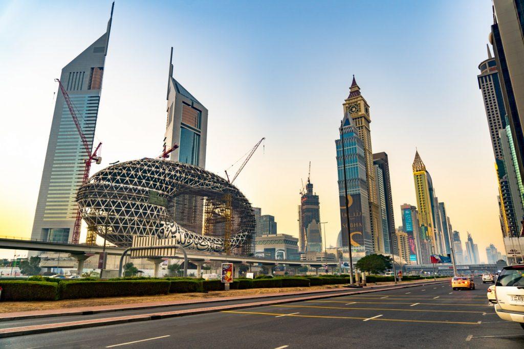 Egy hét Dubaj szállással, repülővel, sivatagi szafarival 64.830 Ft-ért!