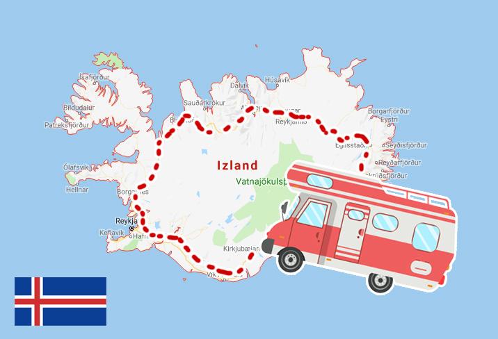 Kalandoroknak: 5 napos izlandi körutazás alvóautóbérléssel, repülővel 58.630 Ft-ért!