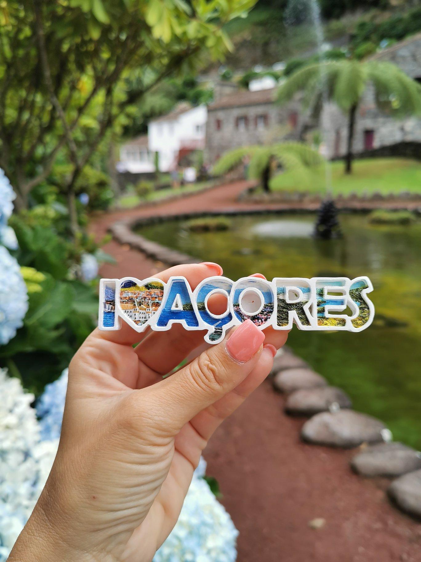 Varázslatos Azori szigetek