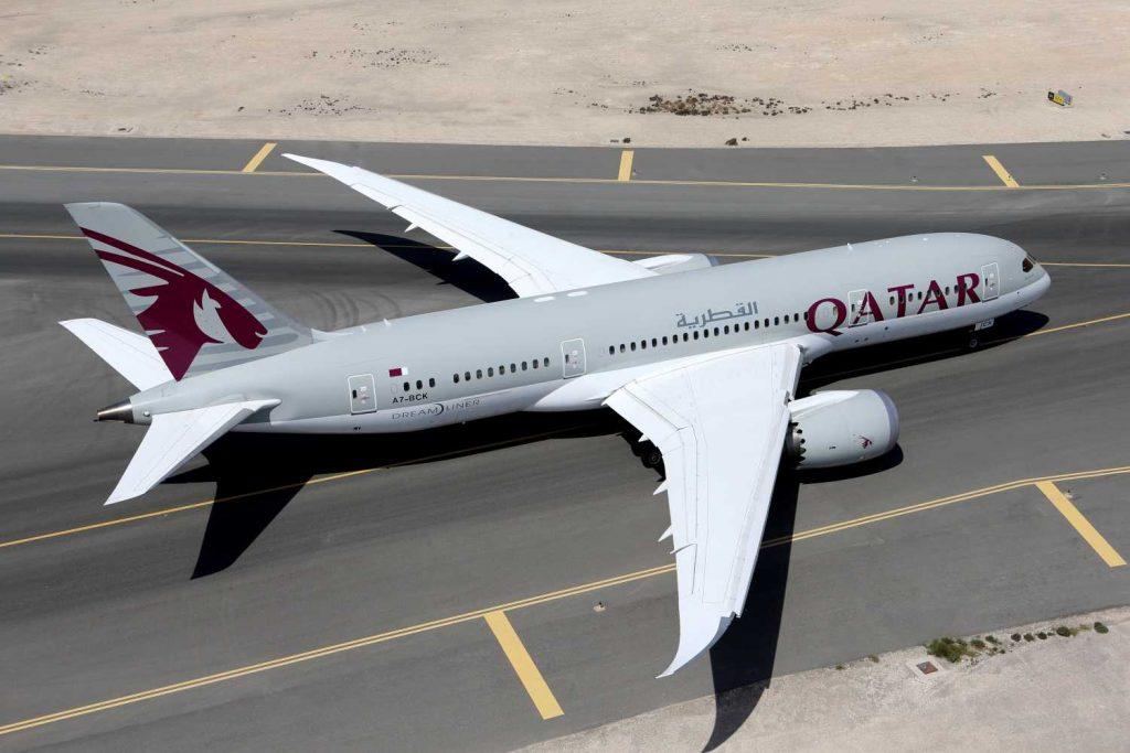 Fotó: Qatar Airways