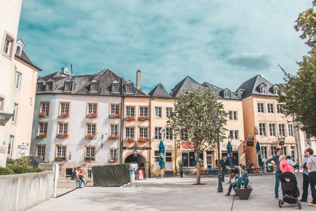 Retúr repülőjegy Európa egyik legélhetőbb országába Luxemburgba 9.700 Ft-ért!
