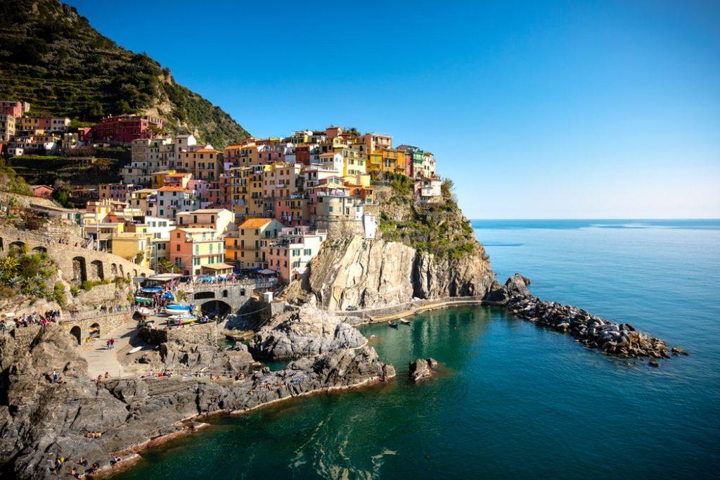 Olaszországot szereted? 8 nap Cinque Terre főszezonban 50.820 Ft-ért!